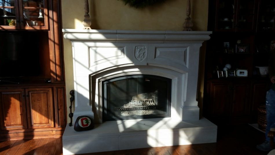 O'Connell Fireplace