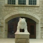 Indiana Limestone Carved by Matthew Palmer in association with Old World Stone Carving.