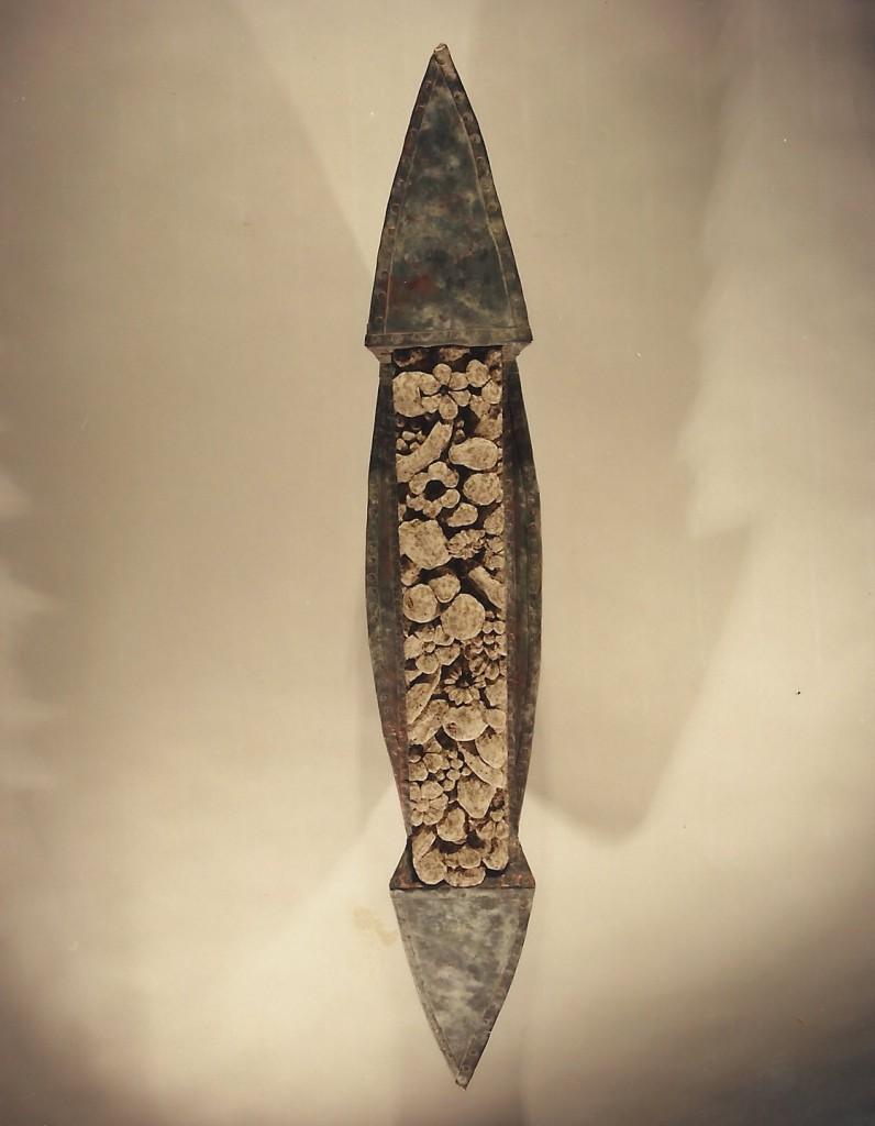Bronze, Stone, Patina