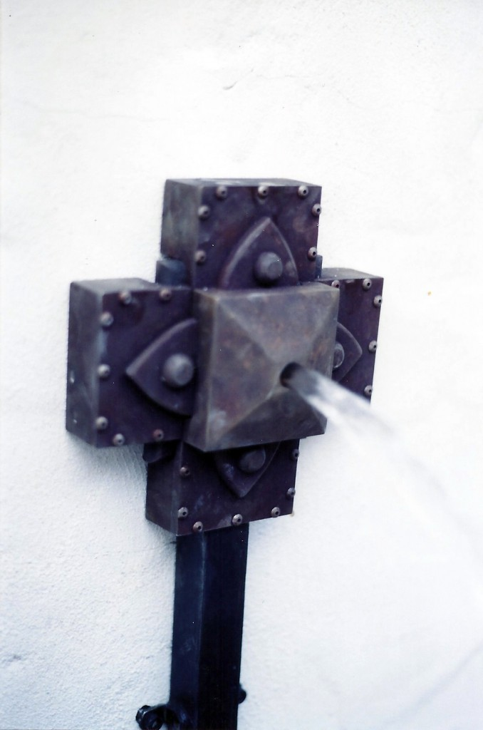 Original Design by Dale Johnson Steel, Bronze, Limestone