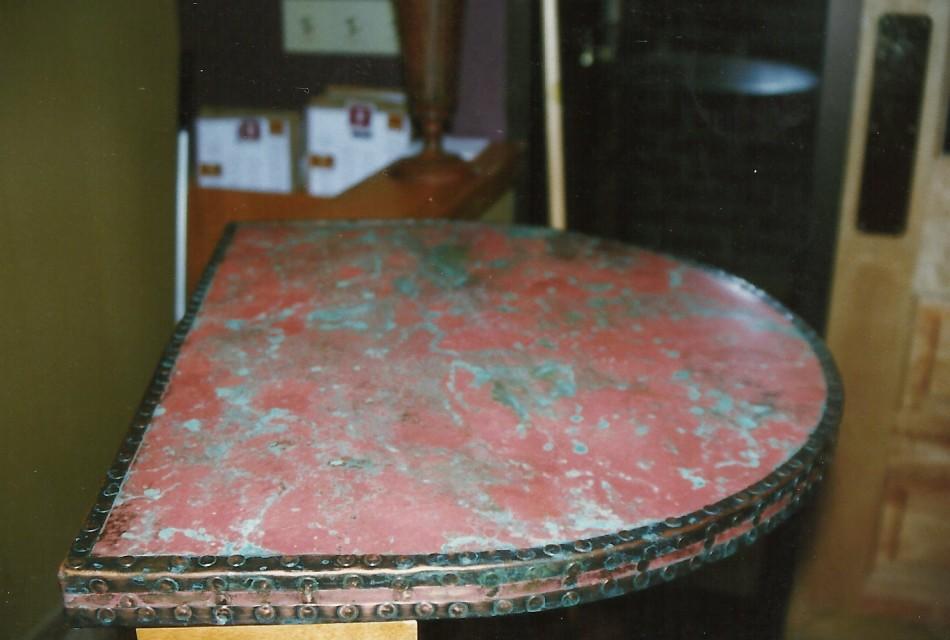Bronze, Copper, Patina