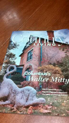 Thurber Garden Magazine
