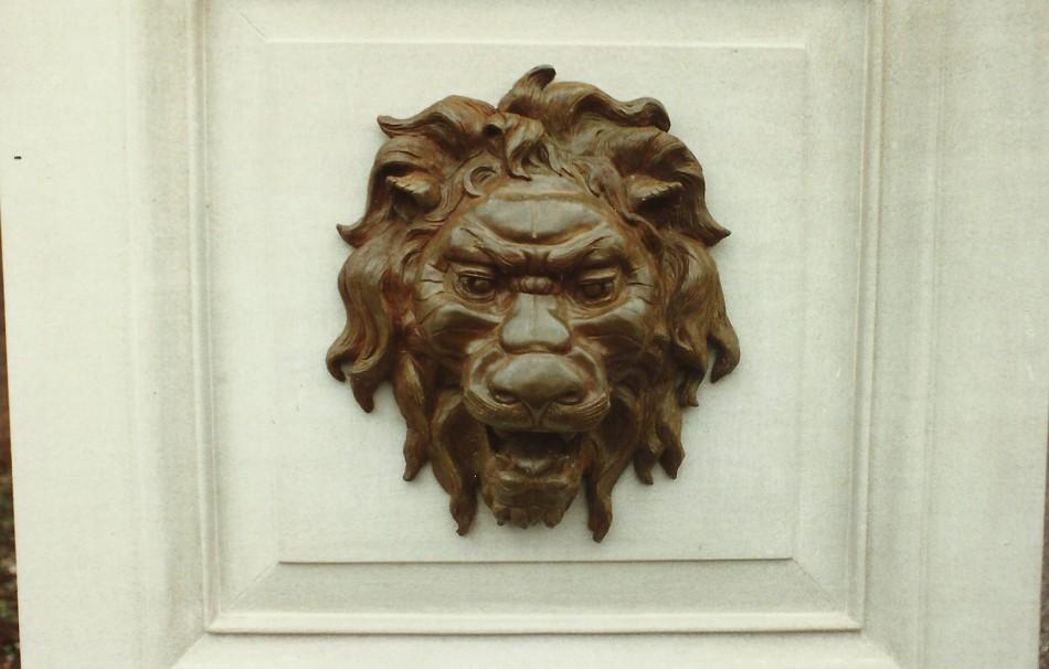 Bronze, Indiana Limestone