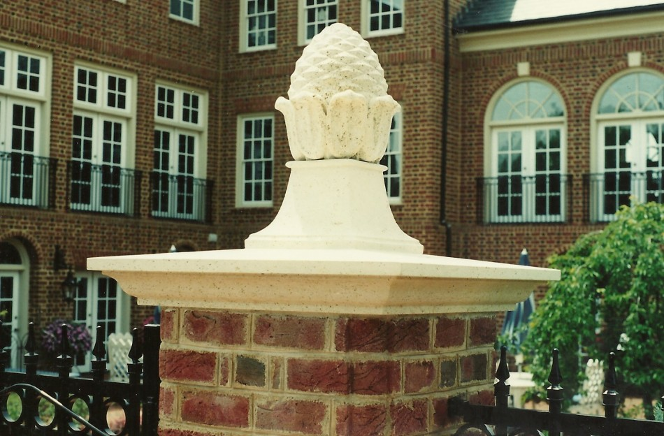 Original Design by Dale JohnsonKansas Limestone