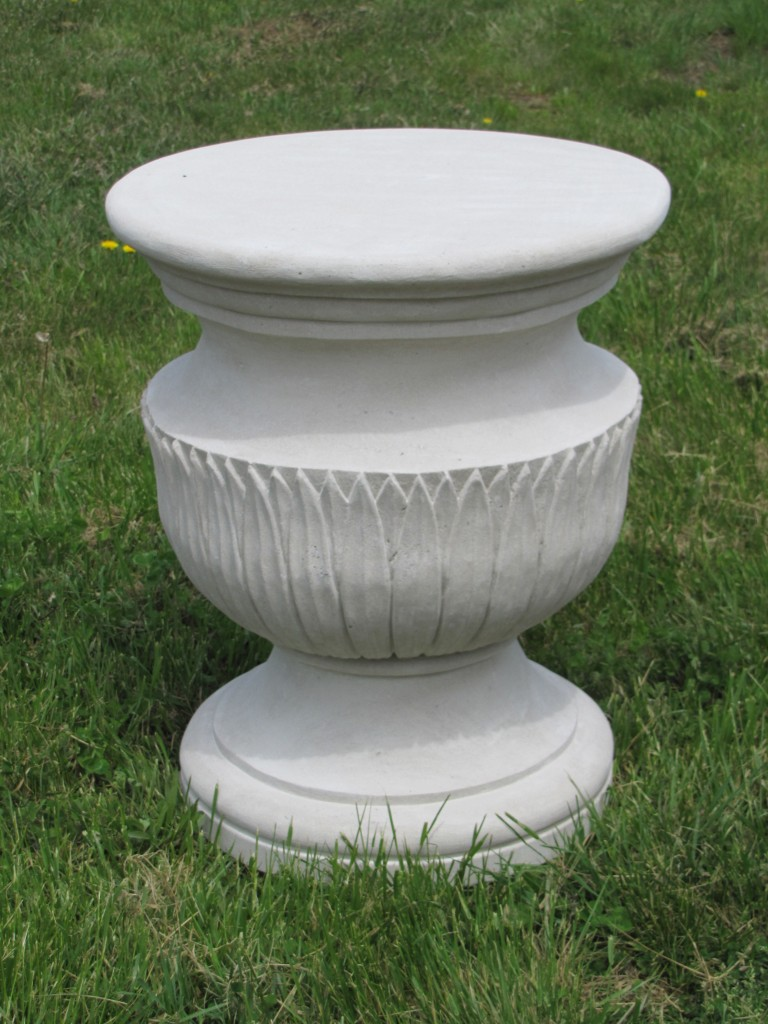 "Thanh Table Indiana Limestone 30"" x 22"" x 22"""