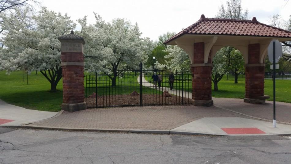 Goodale Park Entry