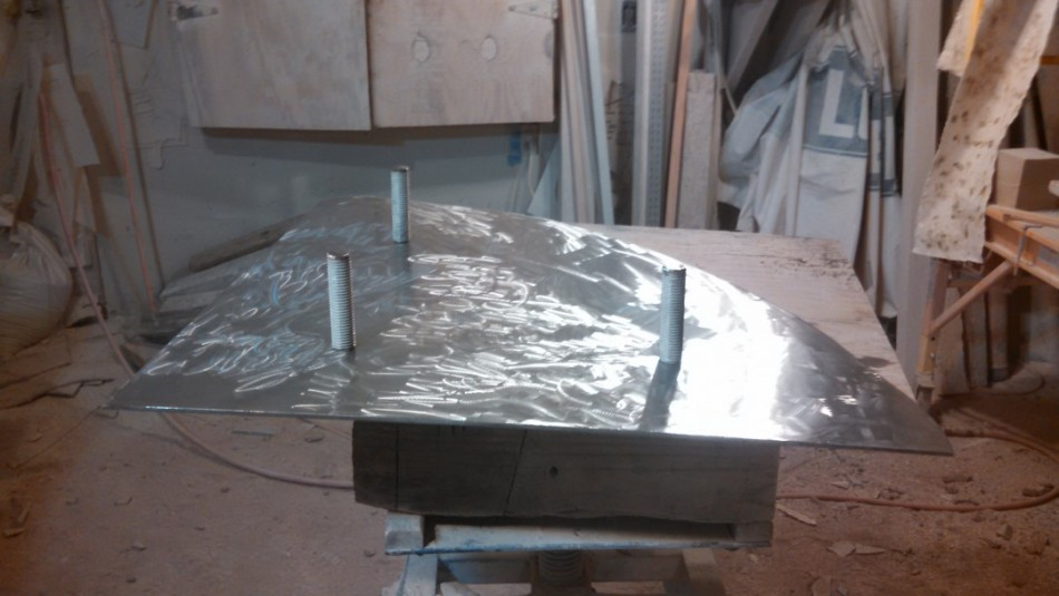 amazing how strong stainless steel really is
