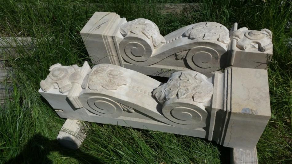 Texas Carmel Leuders Limestone